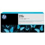 HP Cartucho de tinta DesignJet 771C gris claro de 775 ml