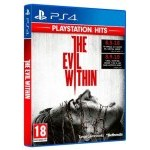 JUEGO SONY PS4 HITS THE EVIL WITHIN