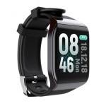 Fierro IP67 Care Reloj Smartwatch Negro