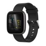 Fierro Campus IP67 Reloj Smartwatch Deportivo Negro