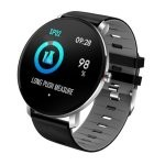 Fierro IP68 Alabama Reloj Smartwatch Gris