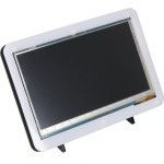 "Joy-it RB-LCD-7-2 Carcasa para Pantalla de 7"" Raspberry Pi"