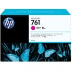 HP Cartucho de tinta DesignJet 761 magenta de 400 ml