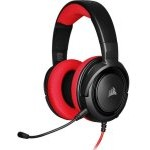 Corsair HS35 Red Auriculares Gaming Multiplataforma