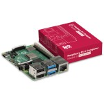 PLACA BASE PI 4 MODELO B / 4GB SDRAM RASPBERRY