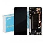 Samsung Repuesto Pantalla LCD/Táctil Original Negro para Samsung Galaxy Note 8