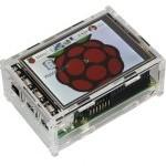 """Joy-It RB-TFT3.2-case Carcasa para Pantalla Táctil 3.2"""" de Raspberry Pi"""