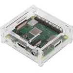 Joy-It RB-CaseA+01 Carcasa Acrílica para Raspberry Pi