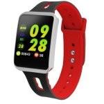 Unotec Q10 Reloj Bluetooth Rojo