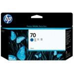 HP Cartucho de tinta DesignJet 70 azul de 130 ml