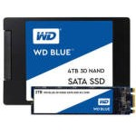 MEMORIA SSD 4TB WESTERN DIGITAL