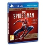 JUEGO SONY PS4 MARVEL S SPIDER-MAN: GOTY