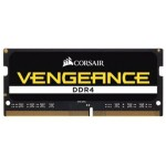 MEMORIA CORSAIR DDR4 16GB 1X16GB PC 2666 SODIMM BLACK CMSX