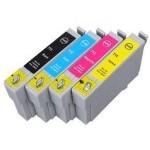 CARTUCHO COMPATIBLE CON EPSON T02W1 502XL NEGRO