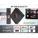 SMART TV ENGEL TV BOX 4K CHROMECAST+GOOGLE ASISTAN