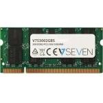 MEMORIA V7 SODIMM DDR2 2GB 667MHZ PC5300