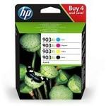 PACK CARTUCHOS HP 903XL 4 COLORES