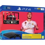 Sony PlayStation 4 Slim 1TB Negra + FIFA 20 Ultimate Team + PS Plus 14 Días