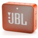 ALTAVOZ JBL GO2 CORAL ORANGE BLUETOOTH