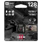 Goodram IRDM UHS-I U3 Micro SD 128GB c/adap