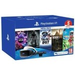 GAFAS SONY PLAYSTATION VR MK4 MEGA PACK 5 V2