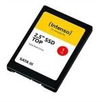 """Intenso 3812460 Top SSD 1TB 2.5"""" Sata3"""