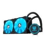 Nfortec Hydrus V2 240 Blue Kit de Refrigeración Líquida