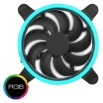 Hiditec Ventilador Gaming 120MM RGB OEM