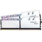MODULO MEMORIA RAM DDR4 16G 2X8G PC4800 G.SKILL TRIDENT Z R