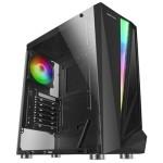 Tacens Mars Gaming MCL RGB Cristal Templado USB 3.0