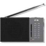 RADIO SPC JETTY LITE DARK BLACK
