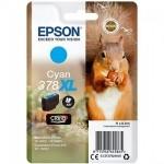 Epson Cartucho 378XL Cián 9,3 ml