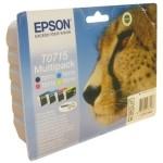EPSON Cartucho MultiPack T0715 SX210/SX415/SX515