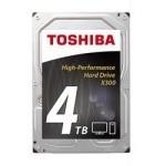 "DISCO DURO 3.5"" TOSHIBA X300 4TB SATA3 7200RPM 128MB"