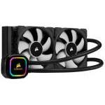 VENTILADOR CPU COOLING ICUE H100i RGB PRO XT LIQUID CPU COOLER CORSAIR