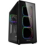 CAJA ATX SHARKOON RGB TG6 2XUSB3.0 WINDOW