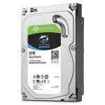"""HD SEAGATE 3.5"""" 2TB SATA3 6GB/S 64MB 7200 RPM SKYHAWK SURVEILLANCE"""