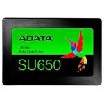DISCO DURO 2.5 SSD 960GB SATA3 ADATA SU650 3D NAND NEGRO