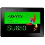 DISCO DURO 2.5 SSD 240GB SATA3 ADATA SU650 3D NAND NEGRO