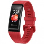 Huawei Band 4 Pro Pulsera de Actividad Roja