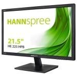 "Hanns G HE225HPB Monitor 21.5"" LED FHD VGA HDMI MM"