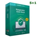 Kaspersky Antivirus 2020 1L/1A PROMO 5+1
