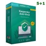 Kaspersky Antivirus 2020 3L/1A RN PROMO 5+1