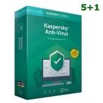 Kaspersky Antivirus 2020 3L/1A PROMO 5+1