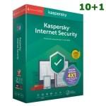 Kaspersky Internet Sec. MD 2020 4L/1A PROMO 10+1
