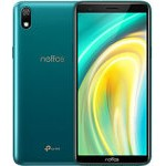 """SMARTPHONE TP-LINK NEFFOS A5 5,99"""" 1GB 16GB VERDE QUAD F2MPX T5MPX PIE (GO ED)"""