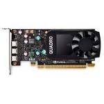 TARJETA GRÁFICA PNY QUADRO P400 2GB GDDR5 DVI V2