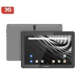 TABLET CON 3G SUNSTECH TAB1090 SILVER - QC 1.3GHZ - 2GB RAM - 64GB - 10.1'/25.65CM 1280*800 - ANDROID 9 - CAM 2/8MPX - BAT 5000