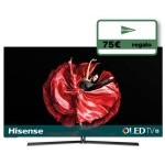 "TELEVISION 55"" HISENSE O8B OLED 4K HDR SMART AI + ECI 75?"