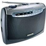 RADIO AM-FM PHILIPS AE2160 AC DC